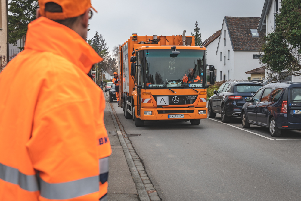 Müllabfuhr Konstanz