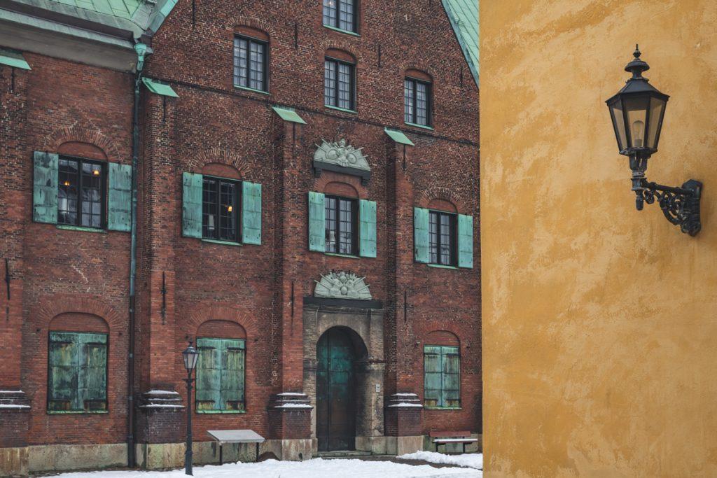 Kronhuset in Göteborg, Schweden. Foto: Kerstin Bittner