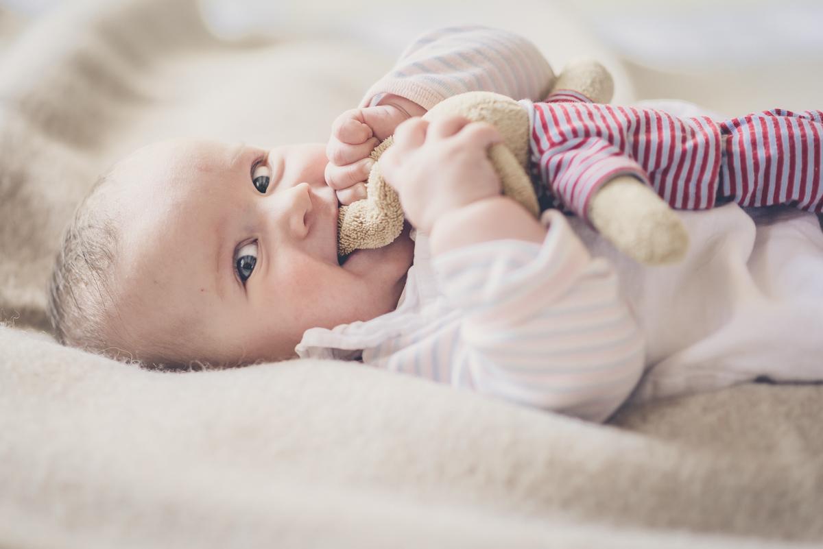 Babyfotografie. Foto: Kerstin Bittner