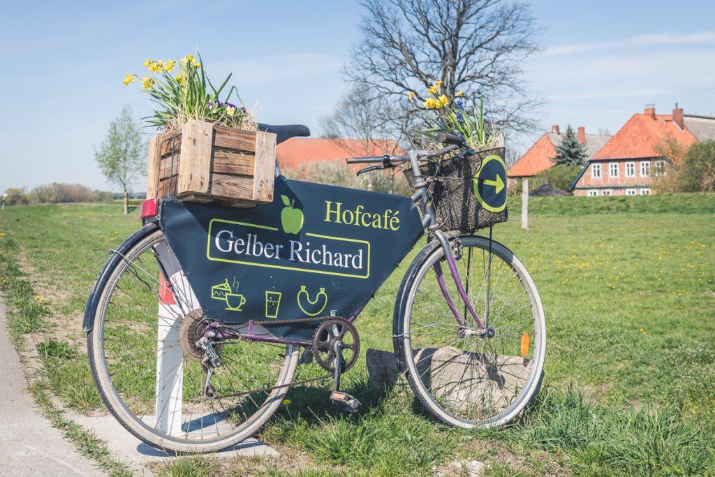 Hofcafe in Kronau. Foto: Kerstin Bittner
