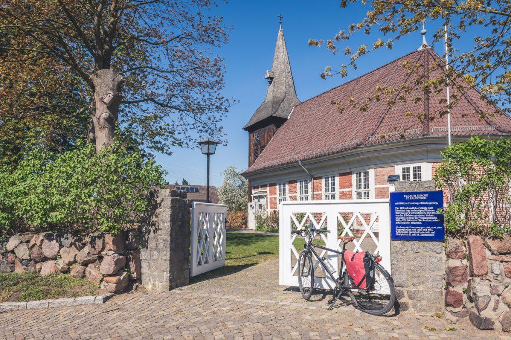 St. Nikolai Kirche in Geestacht. Foto: Kerstin Bittner