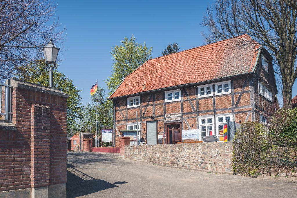 Grenzmuseum in Schnackenburg. Foto: Kerstin Bittner