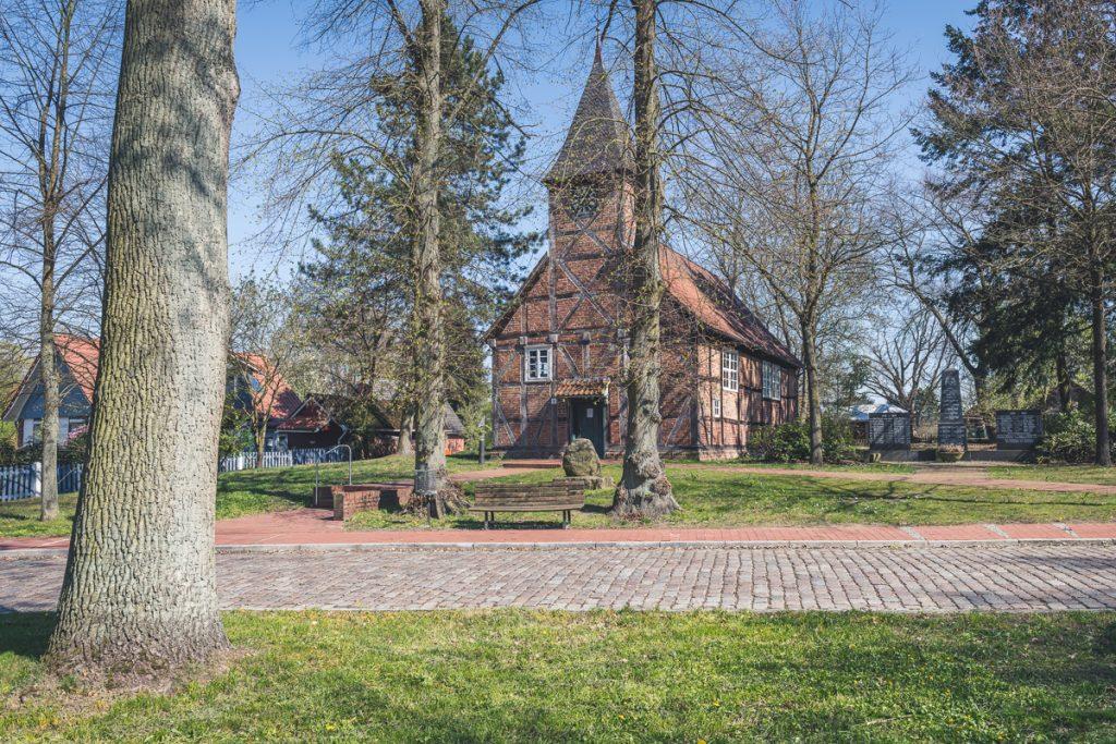 Kirche in Gorleben. Foto: Kerstin Bittner