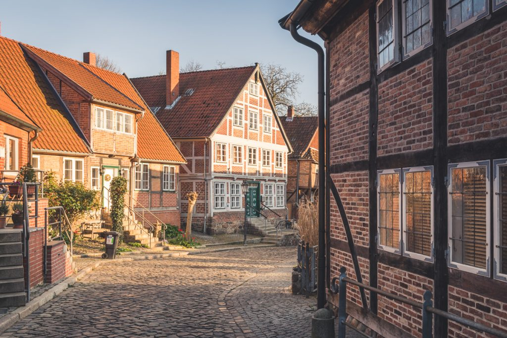 Hohler Weg in Lauenburg. Foto: Kerstin Bittner