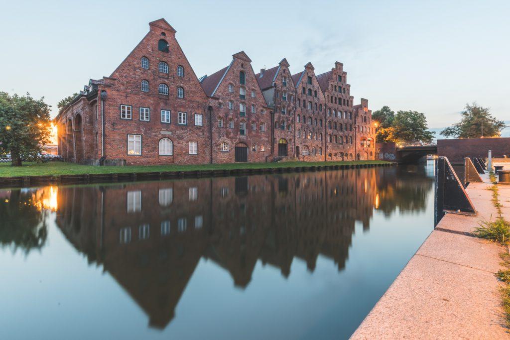 Lübeck, Salzspeicher. Foto: Kerstin Bittner
