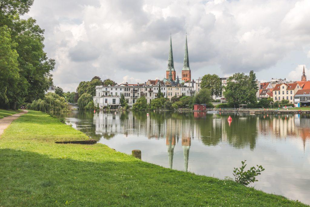 Lübeck, Krähenteich. Foto: Kerstin Bittner