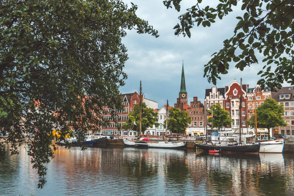 Lübeck, Museumshafen Untertrave. Foto: Kerstin Bittner