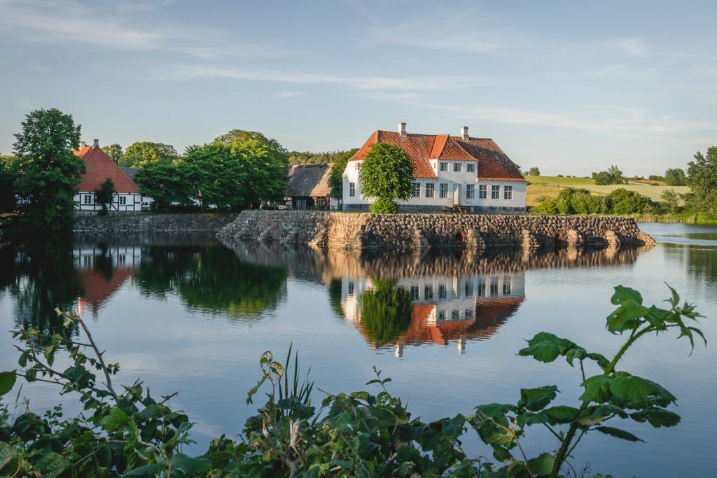 Blog Ærø. Herrensitz Søbygaard. Foto: Kerstin Bittner