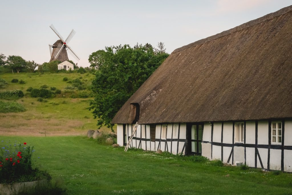 Blog Ærø. Vestermühle Søby. Foto: Kerstin Bittner