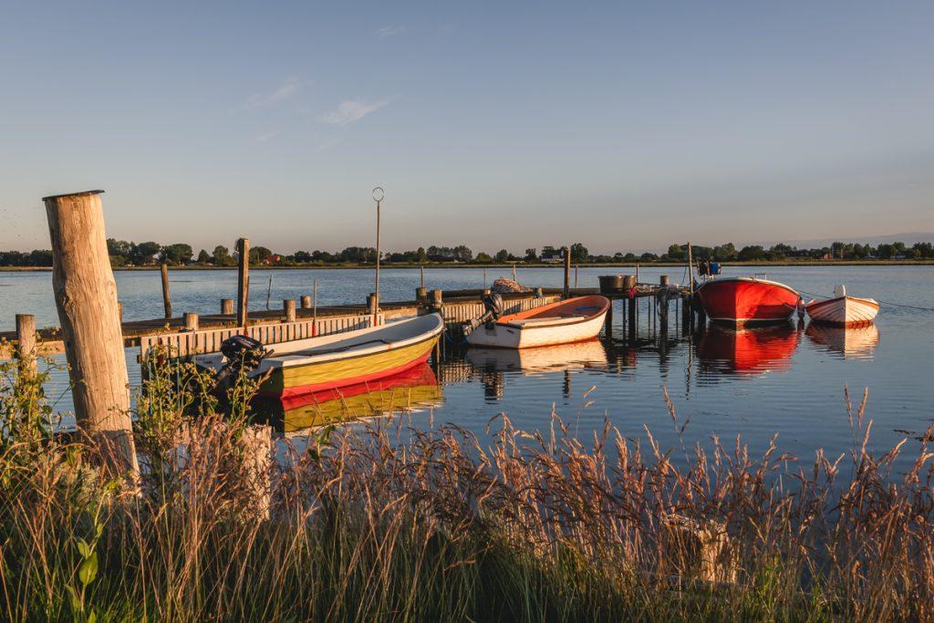 Blog Ærø. Fischerhafen. Foto: Kerstin Bittner
