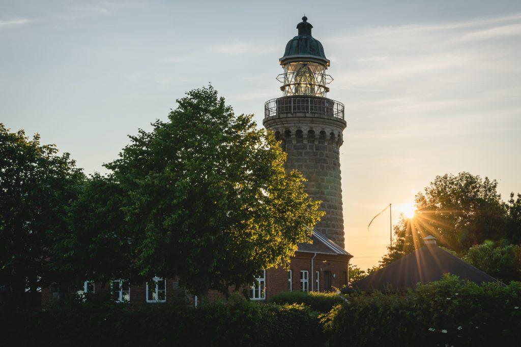 Blog Ærø. Leuchtturm Søby. Foto: Kerstin Bittner