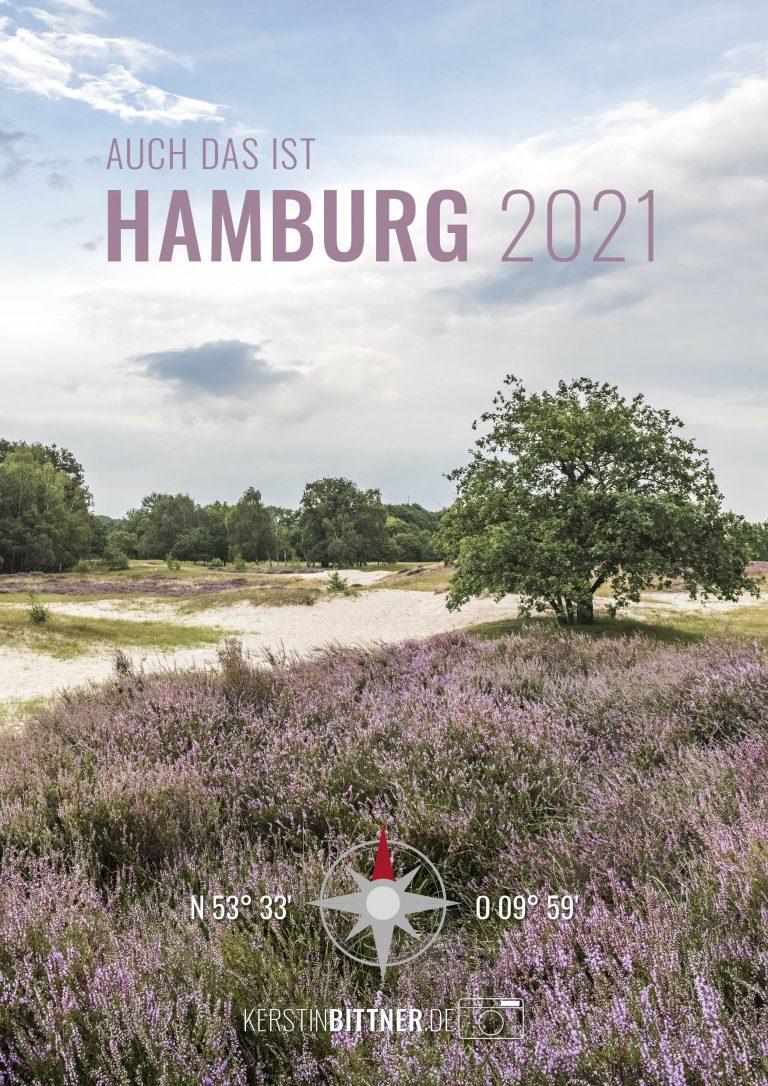 Boberger Düne. Kalender Hamburg 2021. Auch das ist Hamburg. Foto: Kerstin Bittner